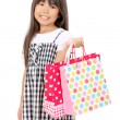 Picture of little asian girl — ストック写真