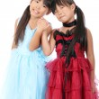 Two little asian girls — Stock Photo #14669277