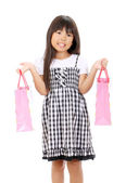 Picture of little asian girl — Stock Photo