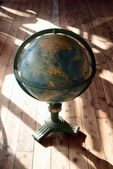 Globo del mundo antiguo — Foto de Stock