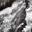 Waterfall in winter — Stock Photo #19047789