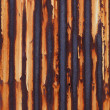 ストック写真: Rusted corrugated metal