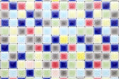 Colorful tiles — Stock Photo