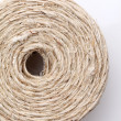 Coil of linen twine — Stock Photo
