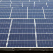 Solar energy panels — Foto de stock #36801615