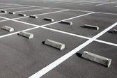 Car parking lot — Stock Photo