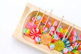 Färgglada karameller — Stockfoto