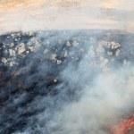 Burning land — Stock Photo #41769361