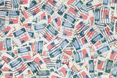 Ci usati francobolli — Foto Stock