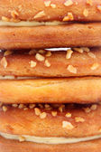 Cream sandwich crackers — Stock Photo