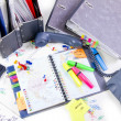 Office supplies — Stock Photo #14140408