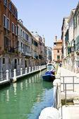 Street in Venice — Stock Photo