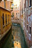 οδός στη βενετία — Φωτογραφία Αρχείου