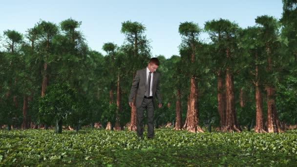 Видео поймали в лесу фото 153-595
