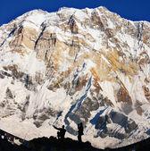 Great Annapurna. — Stock Photo