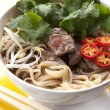 Vietnamese Beef Pho — Stock Photo