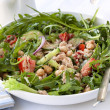 Stock Photo: Tuna and Chickpea Salad