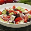 Greek Salad — Stock Photo #18532107