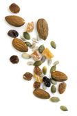Trail Mix Isolated — Stock Photo