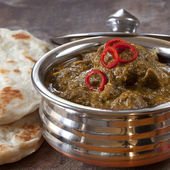 Indian Lamb Korma — Stock Photo
