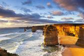 Dvanáct apoštolů austrálie — Stock fotografie
