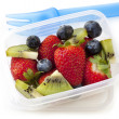 Stock Photo: Fruit Salad Lunch Box