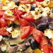 Roasted Vegetable Bake — Stock Photo