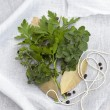Bouquet Garni - Stock Photo