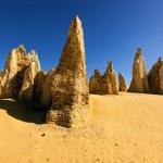 The Pinnacles Western Australia — Stock Photo