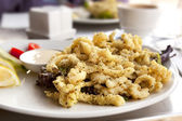 Salt and Pepper Squid — Foto de Stock