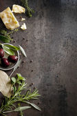 Food Background — Stok fotoğraf