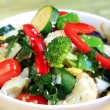 Stir Fry Vegetables — Stock Photo