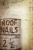 Vintage Workshop Background — Stock Photo