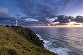 Byron Bay Lighthouse Sunrise — Stock Photo