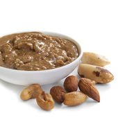 Nut Spread — Stock Photo