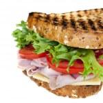 Ham Sandwich — Stock Photo #45071727