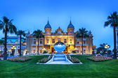 Grand Casino Monte Carlo — Stock Photo