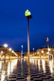 Place Massena Nice France — Stock Photo