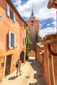 Roussillon Provence France — Stock Photo