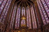 St Chappelle, Paris — Stock Photo
