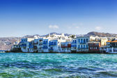 Mykonos Greece — Stock Photo