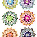 Flower Pattern — Stock Vector #22296399