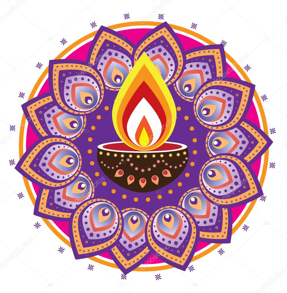 Image result for diwali clipart