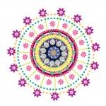 Flower pattern — Stock Vector #34524103