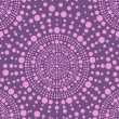 Royalty-Free Stock Photo: Seamless patterns of circles