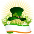 Greeting Card St. Patrick's Day - Stock Vector