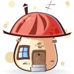 Cartoon house — Stock Vector #27196431
