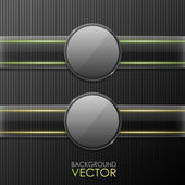 Glossy vector design elements — Stock vektor