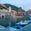 Royalty-Free Stock Photo: Vernazza, Cinque Terre - Harbor