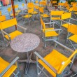Chairs and Tables — Foto de Stock